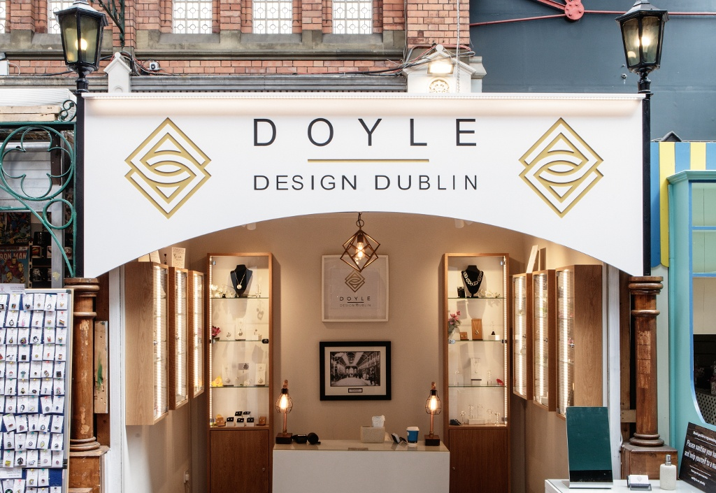 Doyle Design Frontage